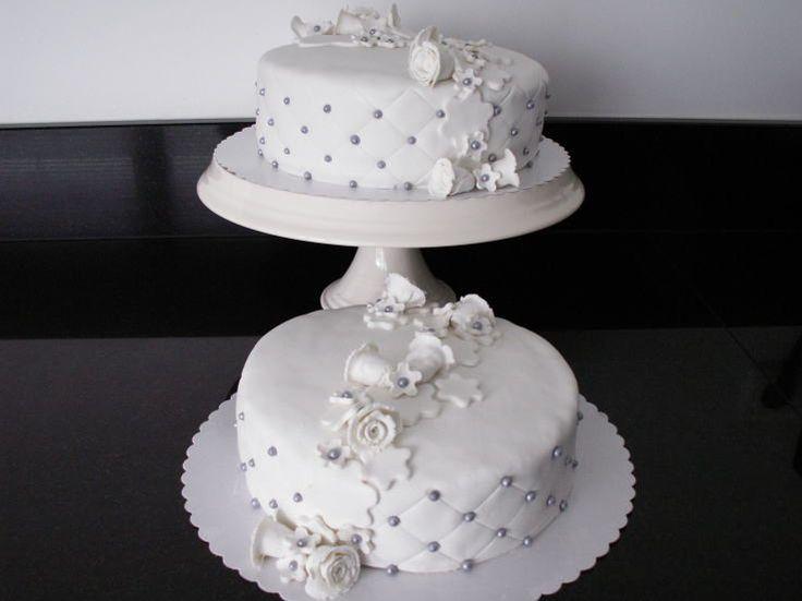 Foto van de week (week 46 2012): bruidstaart gemaakt door Miranda Hoogeveen