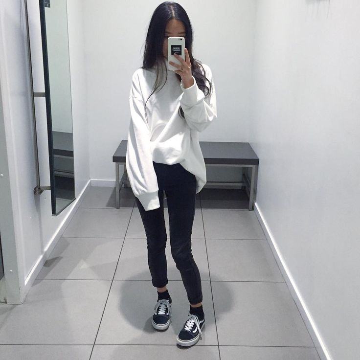 Top 25 Ideas About Vans Outfit Girls On Pinterest