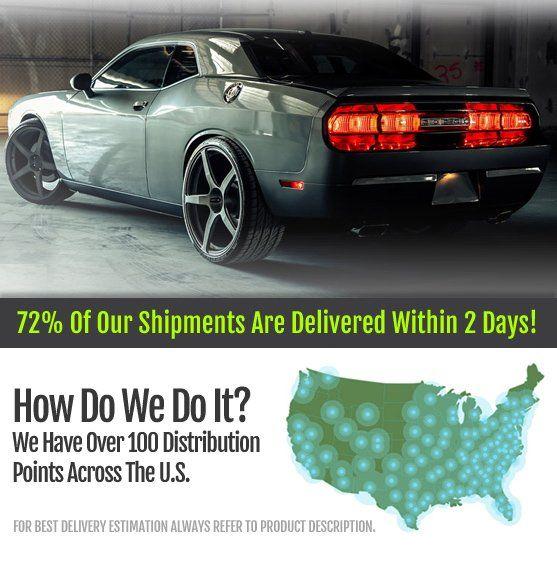 Dodge Challenger Wheels And Tires & Dodge Challenger Rims For Sale