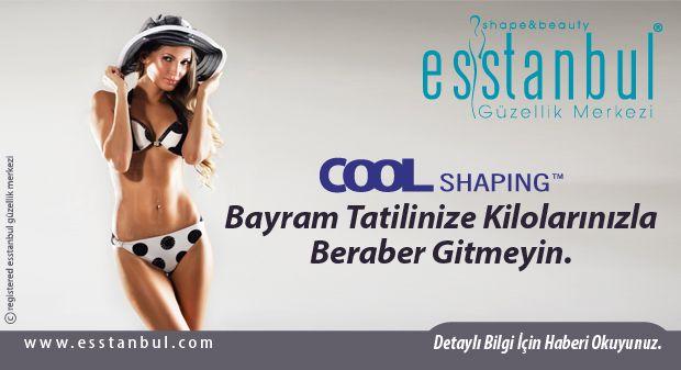 Coolshape Ameliyatsız Liposuction Teknolojisidir.