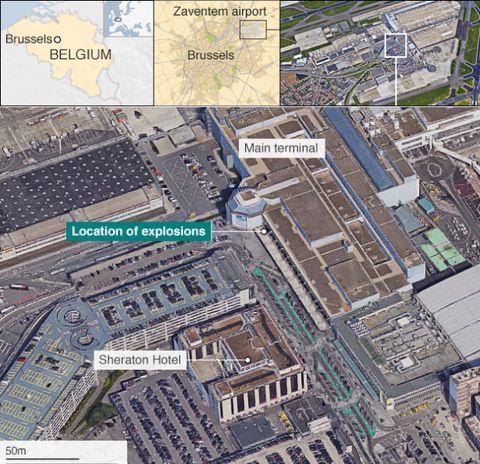 Terror Brüsszelben – a tények egy helyen | ujszo.com