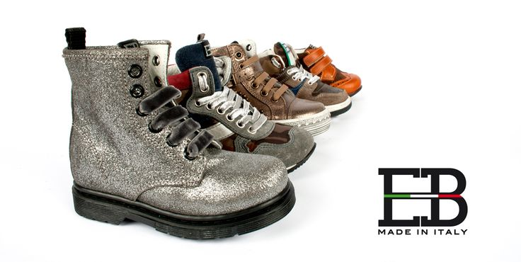 Our new Fall/Winter collection 2014/2015! The health of the foot with style and trend !!! ‪#‎Kids‬ ‪#‎Bambino‬ ‪#‎scarpa‬ ‪#‎shoes‬ ‪#‎trandy‬ ‪#‎EbShoes‬ ‪#‎EbItaly‬ ‪#‎Eb‬