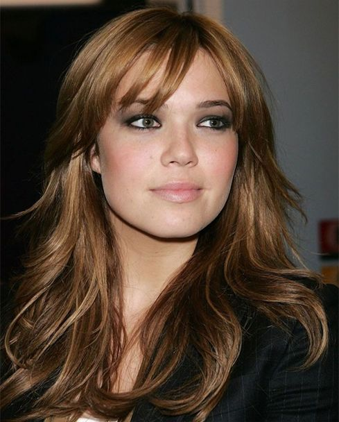 Long Hairstyles 2015 with Bangs | Full Dose