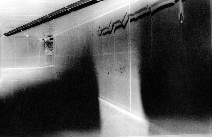 Experimental B&W urban photography by London based artist Antony Cairns.