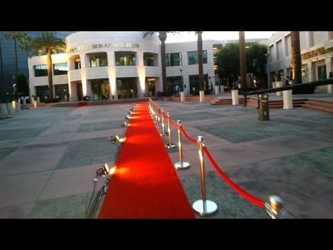 "Glassified: Behind the scenes on ""Countdown to the Emmys"" through Google Glass - YouTube (http://youtu.be/hd2N5EiohLI)"