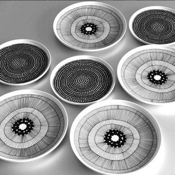 Love these Marimekko plates