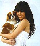 Jennifer Love Hewitt and her cavalier Charlie: Famous Cavalier, Spaniels Photo, Cavalier Puppies, Baby Kccs, Celebrity Cavalier, Cavalier Charli, Charles Cavalier, Cavalier King Charles, King Charles Spaniels