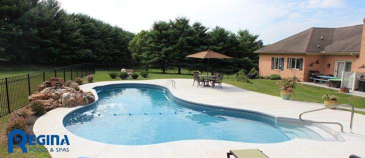40 best images about backyard paradise on pinterest vinyls bel air and jets for Swimming pools in baltimore county
