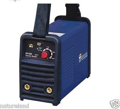 IGBT DC Inverter welding equipment MMA machine ZX7-200(ARC200) welder