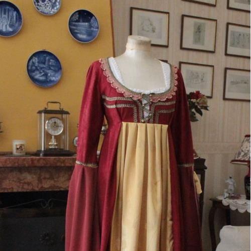 26 best moda rinascimentale 1400 firenze images on - Costumi da bagno del 1900 ...