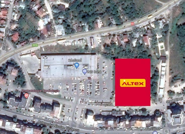 Parcul Comercial Altex Slatina, bd. Nicolae Titulescu, nr. 29, de lângă Kaufland Centrul Vechi, se va deschide, conform site-ului Pepco, în data de 29 martie.