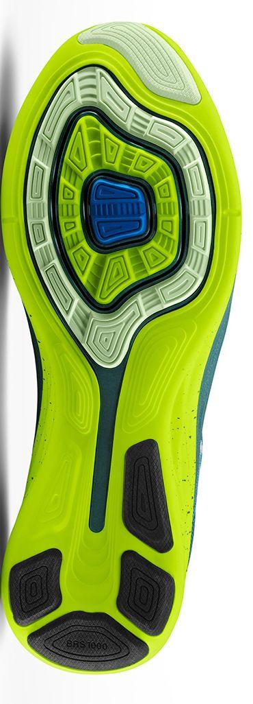 Nike Flyknit Lunar 2 sole