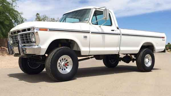 1973 Ford F250 Highboy 4x4 Classicford 79 Ford Truck Classic