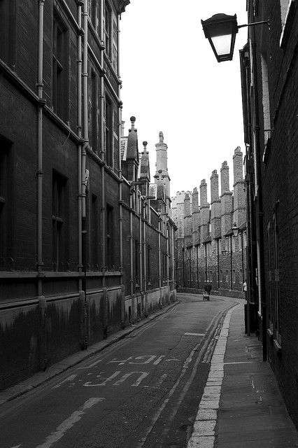 Cambridge University. . . the majesty of timeless architecture