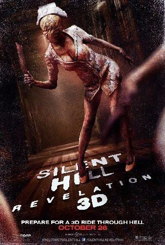 Silent Hill Revelation Movie Poster Puzzle Fun-Size 120 pcs