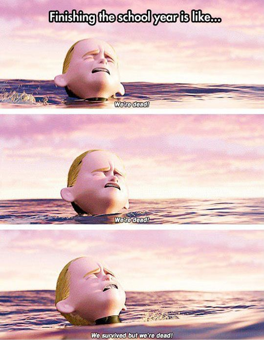 The Incredibles - School Year