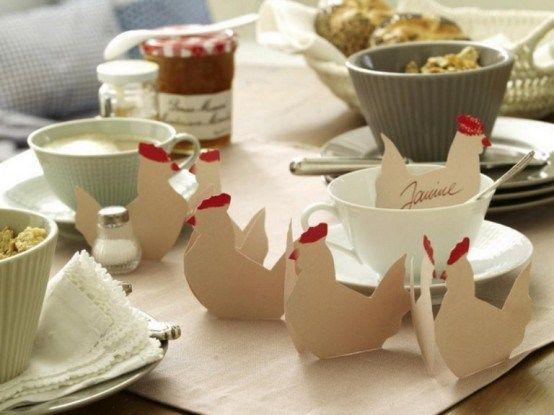 Idées De Décoration Pâques Pour La Table Miliboo Blog