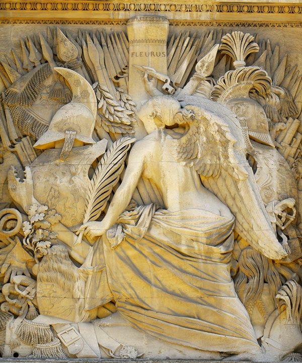 La Bataille de Fleurus. David d'Angers. Marseille