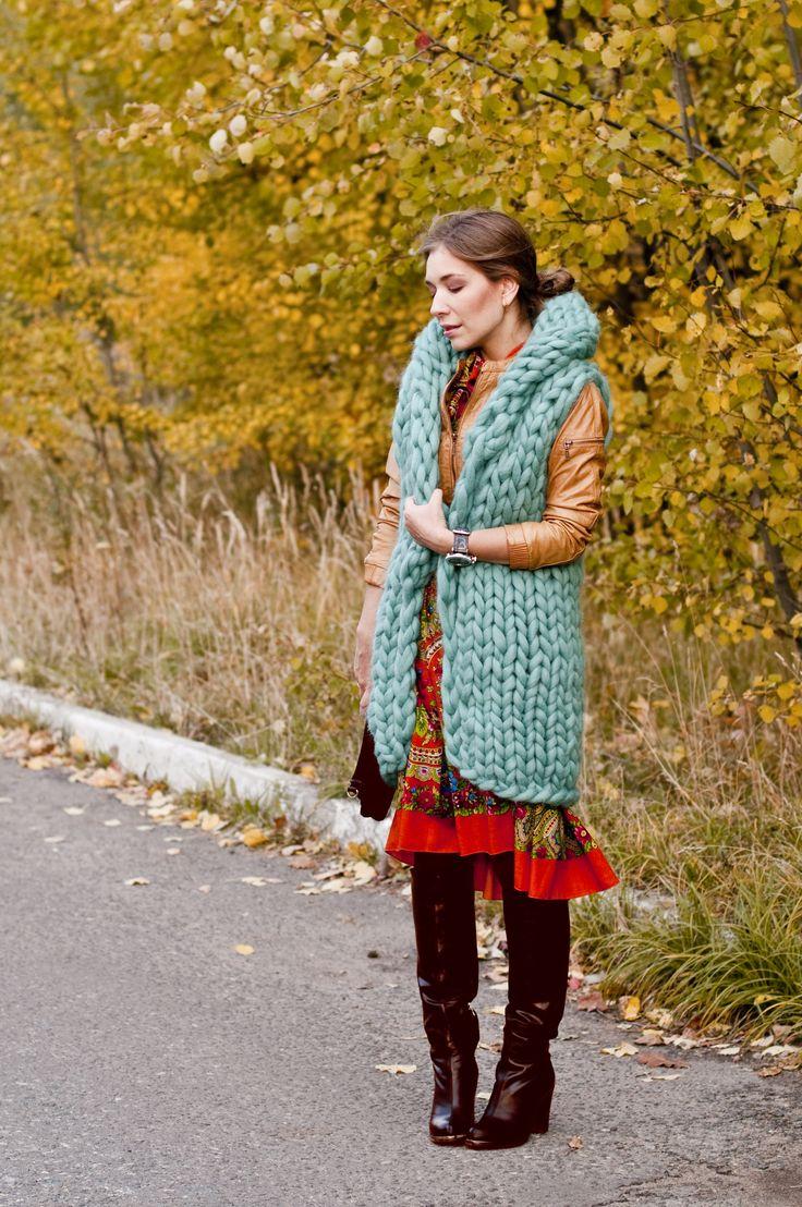 VINGIL fashion laboratory - Золотая осень. Яркие краски.