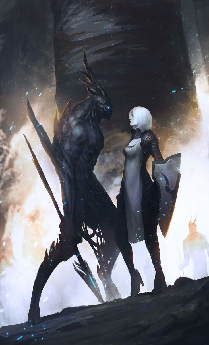 The Paladin and the Demon