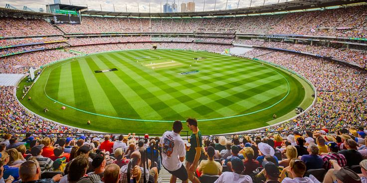 Melbourne Cricet Grounds