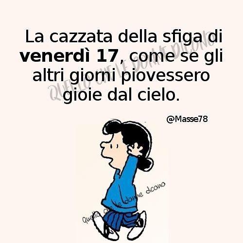 """424 Likes, 9 Comments - Quello che le donne dicono (@quello.che_le_donne_dicono) on Instagram: """"#venerdi17"""""""