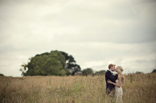 English Country Wedding: Rose + Robin