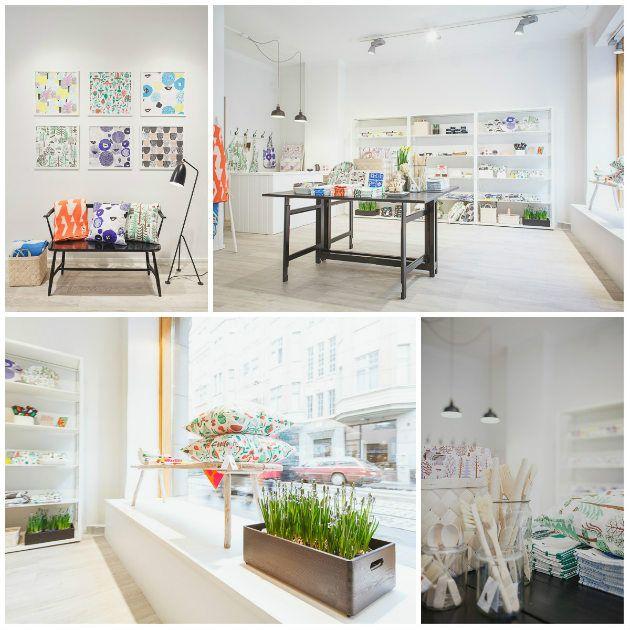 About a shop: the new Kauniste in Helsinki - Kidd.O