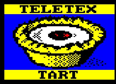 Turn Your TV Into A Gallery With Teletext Art — The Pop-Up City