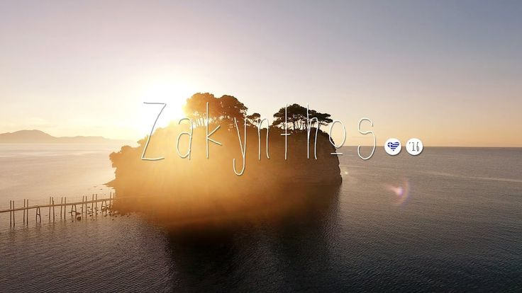 Zakynthos – Zante – Drone Travel