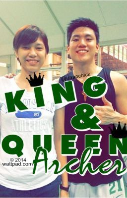 """""""King & Queen Archer"""" by uaapchick - """"© 2014…"""""""