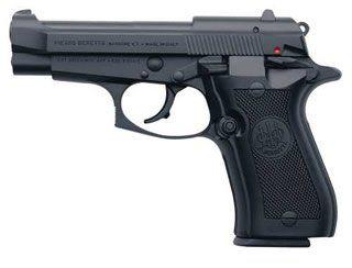 Beretta 84 Cheetah 380 ACP Double / Single Action Semi-Auto Pistol, 3.8″ Barrel, Blue Finish – Beretta J84F200M