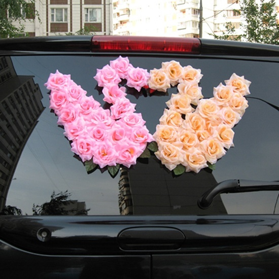 Wedding Car Decorations Ideas