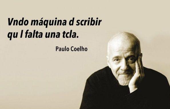 Paulo Coelho es uno de los escritores más vendidos y reconocidos a nivel mundial, ello no significa que sea un buen escritor pues inclusive cuenta con decenas de miles de detractores que no pueden entender el éxito del brasileño.    Desde que iniciamos nuestro proyecto en 2013 Memes de Ciencias Sociales siempre ha utilizado a Paulo Coelho para realizar unos memes increíbles que nos han hecho reír a carcajadas, sabemos que en internet existen miles de imágenes y frases cuya veracidad es…