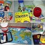 Car Trip Activities for Kids  | Vanilla Joy