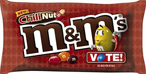 M&M'S Chili Nut Peanut Chocolate Candy 10.2-Ounce Bag - http://mygourmetgifts.com/mms-chili-nut-peanut-chocolate-candy-10-2-ounce-bag/