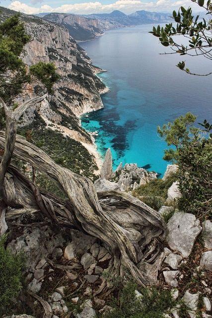 Punta Salinas, Baunei, Sardinia - Sardegna, Italy, province of Ogliastra