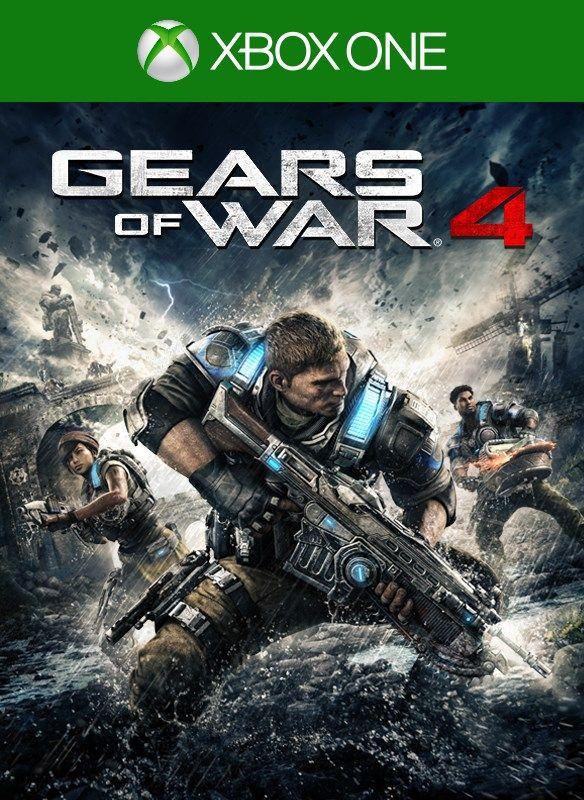 Gears Of War 4 Xbox One / Windows 10 CD Key Global  Description: Gears Of War 4 Xbox One / Windows 10 CD Key Global  Price: 26.49  Meer informatie  #SCDkey
