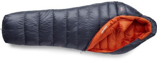 Boasting lightweight construction, a fitted silhouette and premium, water-resistant 850-fill goose down, the REI Co-op Magma 10 Sleeping Bag gives you the best warmth-to-weight ratio we offer. A great backpacking sleeping bag.