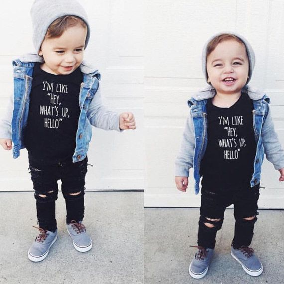 Infant Shirt Toddler Shirt Hipster Kids Clothes by BGatsbyGifts