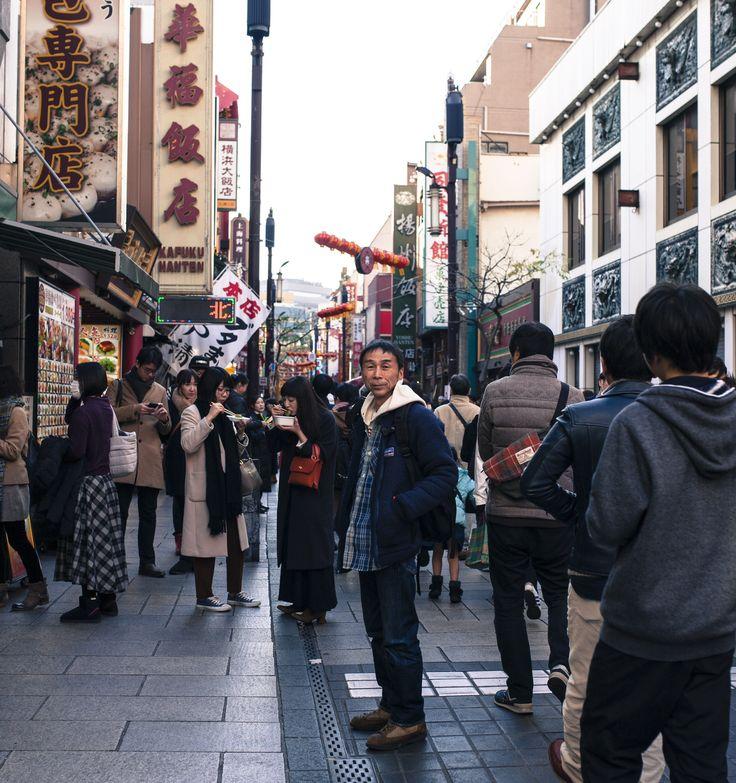 横浜チャイナタウン