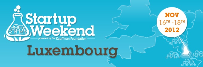 Luxembourg Startup Weekend