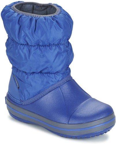Crocs Zimní boty Dětské WINTER PUFF BOOT KIDS Crocs