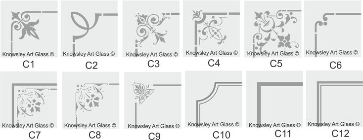 Knowsley Art Glass - Contemporary Glass