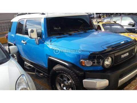 Toyota FJ 2007 Panamá | TOYOTA FJ NEGOCIABLE UNICO DUEÑO