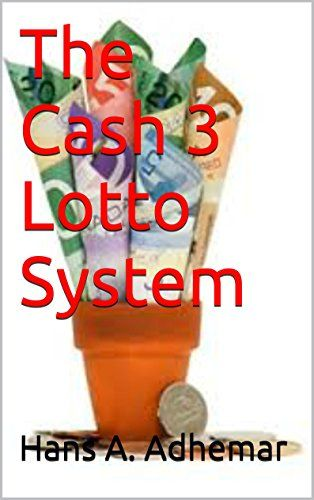 The Cash 3 Lotto System:   The Cash 3 Lotto System will give you box and straight hits, in the pick 3 lotto. A genius math formula to win the pick 3 lottery game.<br /><br />The pick 5 investment program is here: Win bigger, just relax and let me send you the winning numbers...Contact me for more details or go on my site.<br /><br />Please: If you have purchased or read this ebook, remember to leave your review, as this will help me improve my products, and help other people discover t...