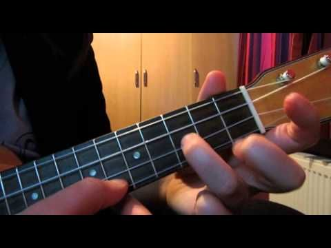 'Happy Birthday' Ukulele Finger Picking Tutorial for Beginners! - YouTube