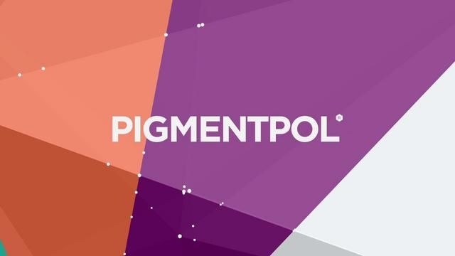 Generative tool to create visual elements for an identity system by Feld. In collaboration with ATMO design studio, we created a new visual identity for PIGMENTPOL, a digital printing company with three subsidiaries in Germany. The new identity system embodies