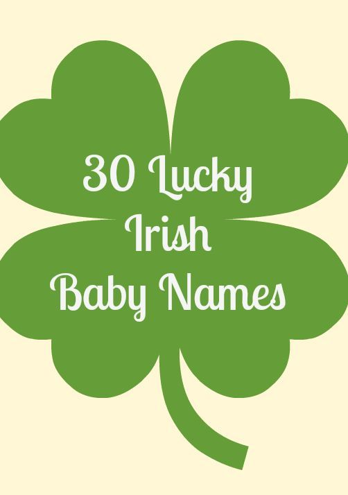 The place to start if you're looking for the perfect Irish baby names for a baby boy or girl.