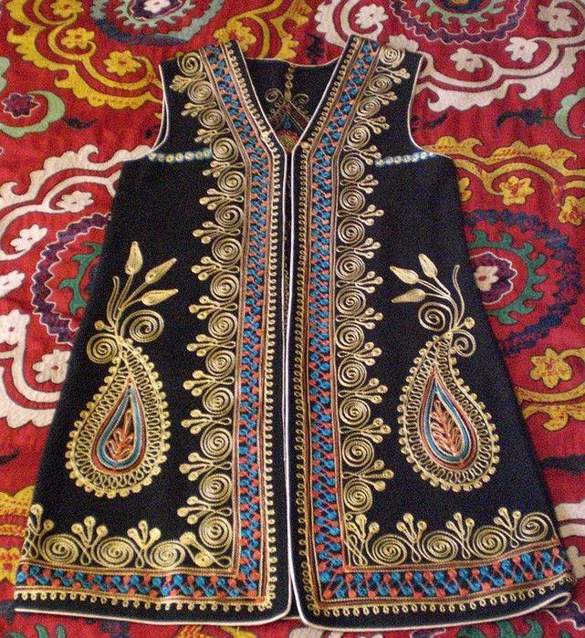 Марокканская вышивка - Разное (творчество) - ТВОРЧЕСТВО РУК - Каталог статей - ЛИНИИ ЖИЗНИ